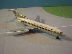 HERPA-WINGS-503006-LIBYAN-ARAB-AIRLINES-727-200-1-500-SCALE-DIECAST-MODEL