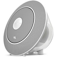JBL Voyager Portable Bluetooth Wireless Speaker (White / Black) - Recertified