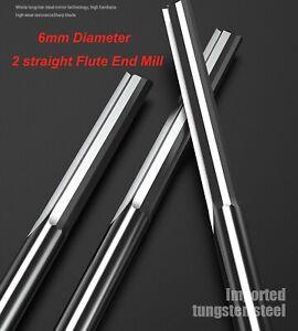 28mm 2 straight Flute End Mill Cutters CEL 28mm CNC Machine #M4355 QL 5pcs 4