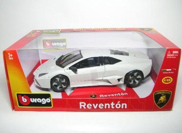 Lamborghini Reventon (weiss)  | Wirtschaft