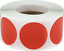 Circle-Dot-Stickers-1-Inch-Round-500-Labels-on-a-Roll-55-Color-Choices miniature 19