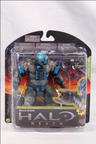 McFarlane Halo Reach Series 4 brute mineur Covenant