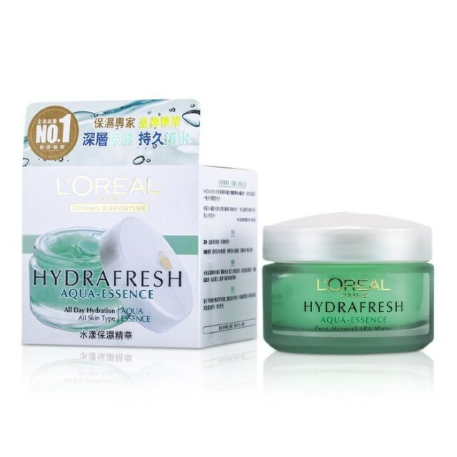 L'Oreal Dermo-Expertise Hydrafresh All Day Hydration Aqua-Essence 50ml