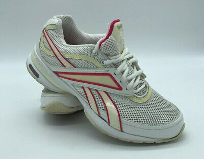 Training Shoes Size 7 White Pink