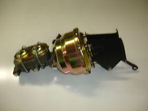 "1974-1986 Jeep CJ power brake booster assembly 8"" dual diaphragm"