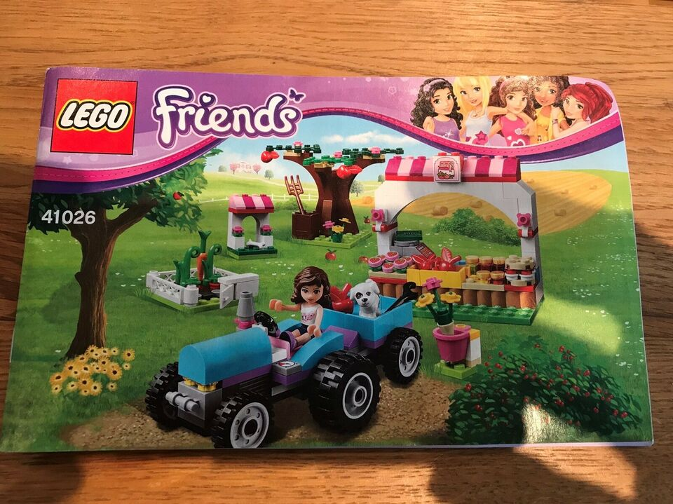 Lego Friends, 41026
