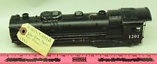 Lionel shell ~ 1201 Steam engine shell prototype ~ 10-8017-T-092A New Berk tool