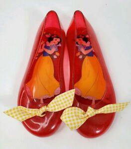 Disney Princess Snow White Slipper Red