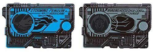 PSL Bandai Kamen Rider Zero-One DX Progrise Key 01 set of 2 Japan Limited