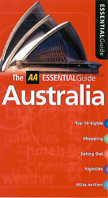 """VERY GOOD"" Essential Australia (AA Essential), Matthews, Anne, Book"
