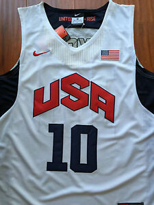 official photos 409ce 02f0c cheap nike 2012 olympics team usa 10 kobe bryant dark blue ...