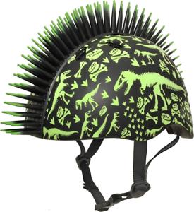 New Dinosaur Kids Helmet Bike Adjustable Strap Toddler Head Safety Ages 3