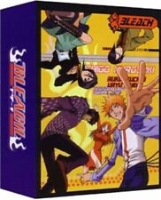 BLEACH COMPLETE PART 1 - 2 - 3 DVD Brand New English Dubbed Episode 1-71 In Us
