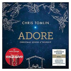 Chris Tomlin Christmas.Chris Tomlin Adore Christmas Songs Of Worship Cd 602547356024