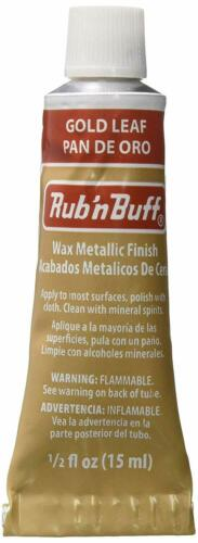 Gold Leaf Amaco Rub/'N Buff