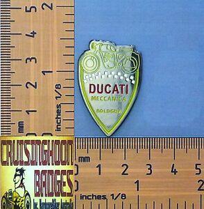 Ducati-Mechanica-Bologna-Shield-Plated-Black-Badge-Lapel-Pin