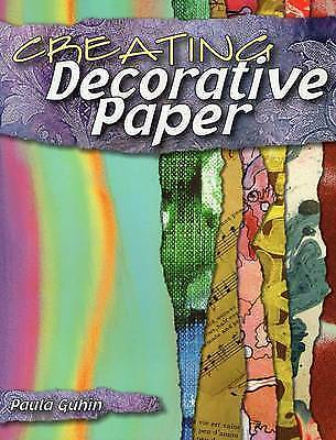 1 of 1 - Creating Decorative Paper
