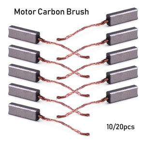 6-5-x-20mm-Brush-Replacement-Electric-Motor-Leads-Generator-Carbon-Brushes-Wire