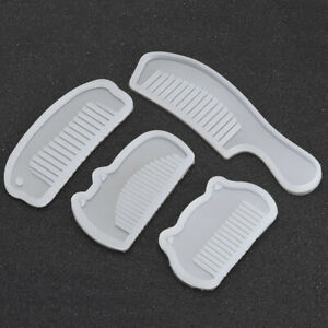 4X-Jewelry-Comb-Mould-Silicone-Mold-Resin-Casting-Craft-Supplies-DIY