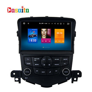 Details about 8'' Android Head Unit Radio for Chevrolet Cruze Stereo Car  GPS Navigation Dash