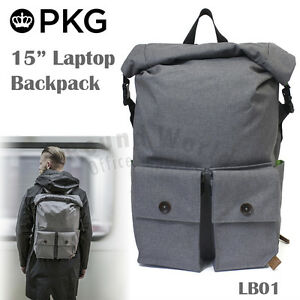"PKG LB01 15"" Laptop Waterproof Backpack Bag Case for 15&#034 ..."