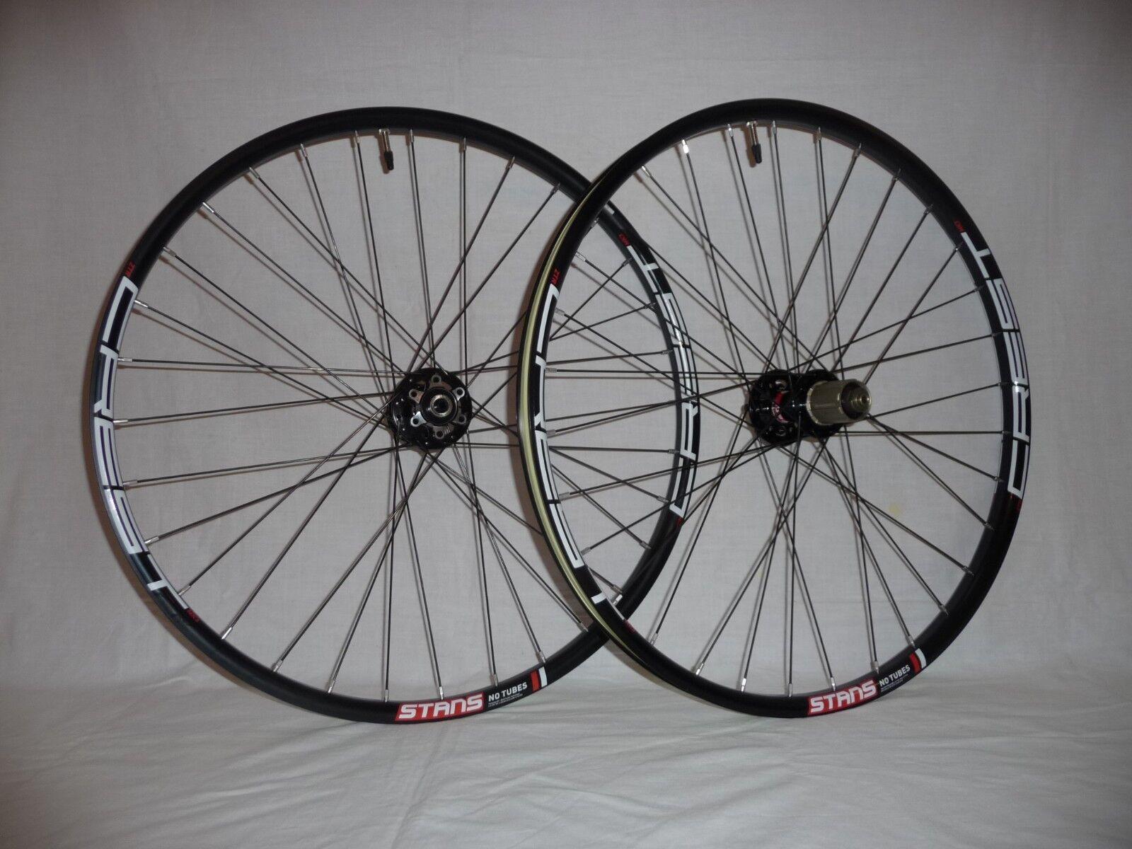 Stans Mk 3 ZTR Crest  24  lightweight XC wheels