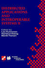 Distributed Applications and Interoperable Systems: v. 2 by Martti Tienari, Hartmut Konig (Hardback, 1999)