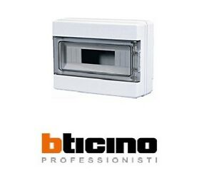 BTICINO-IDROBOARD-F107N18D-CENTRALINO-DA-PARETE-18-MODULI-DIN