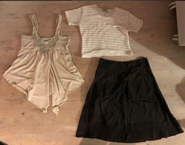 Blandet tøj, Bluser, toppe