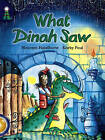 Lighthouse Year 2 Gold: What Dinah Saw? by Maureen Haselhurst (Paperback, 2001)