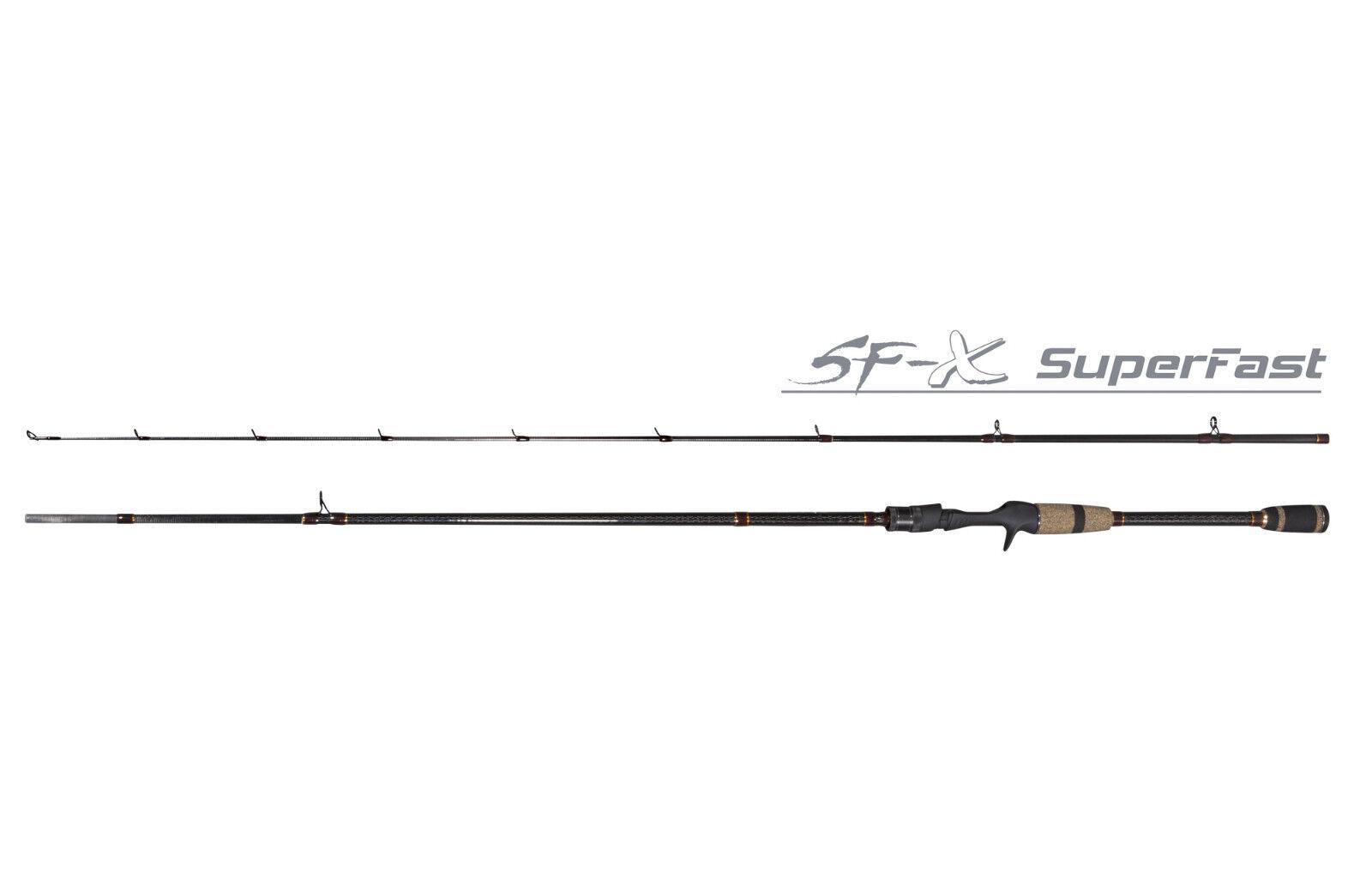 Dragon CXT Cast SuperFast SFX 1,92m  2,13m 2Section Casting Rod