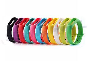 226c2afef3db Detalles de Recambio para Pulsera Actividad Xiaomi Mi band 2 Smartwatch  Miband Correa