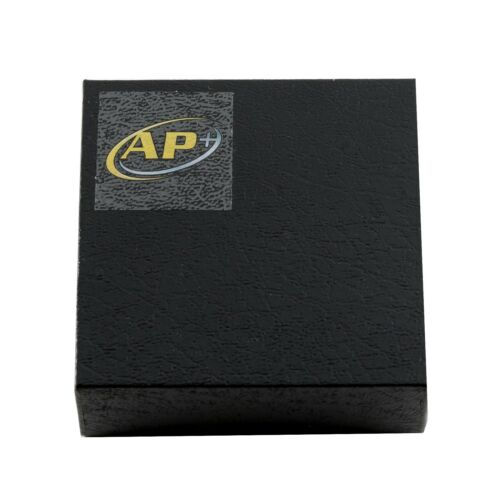 AP Plus Stainless Steel Copper Metal Tri Hand Finger Spinner Fidget Toy