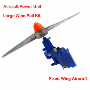 DC3.7V Aircraft Toy Power Kit Propeller 130 Motor Shaft Model RC Hobby Model DIY