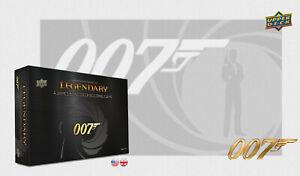 UPPER-DECK-Legendary-A-James-Bond-007-Deck-Building-Game-Englische-Sprache
