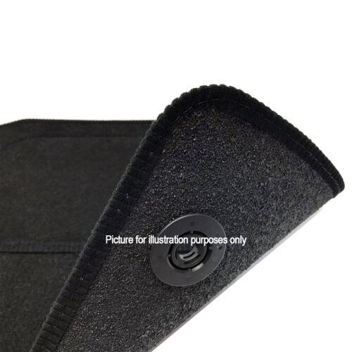 Sport 3dr 99-04 Black Tailored Carpet Car Mats Genuine Hitech Toyota Yaris T