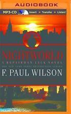 The Adversary Cycle: Nightworld 6 by F. Paul Wilson (2014, MP3 CD, Unabridged)