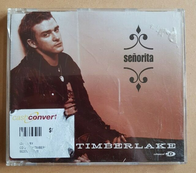 Senorita [Single] by Justin Timberlake (CD, Sep-2003, Jive ...