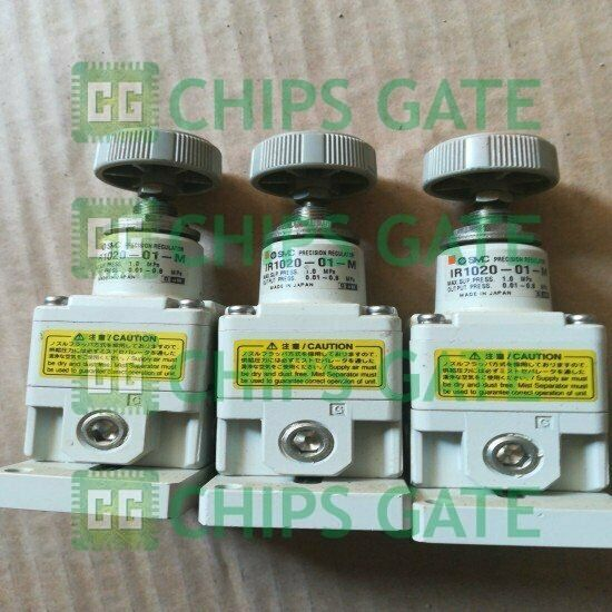 1PCS Used SMC IR1020-01-M Tested in Good Condition Fast Ship