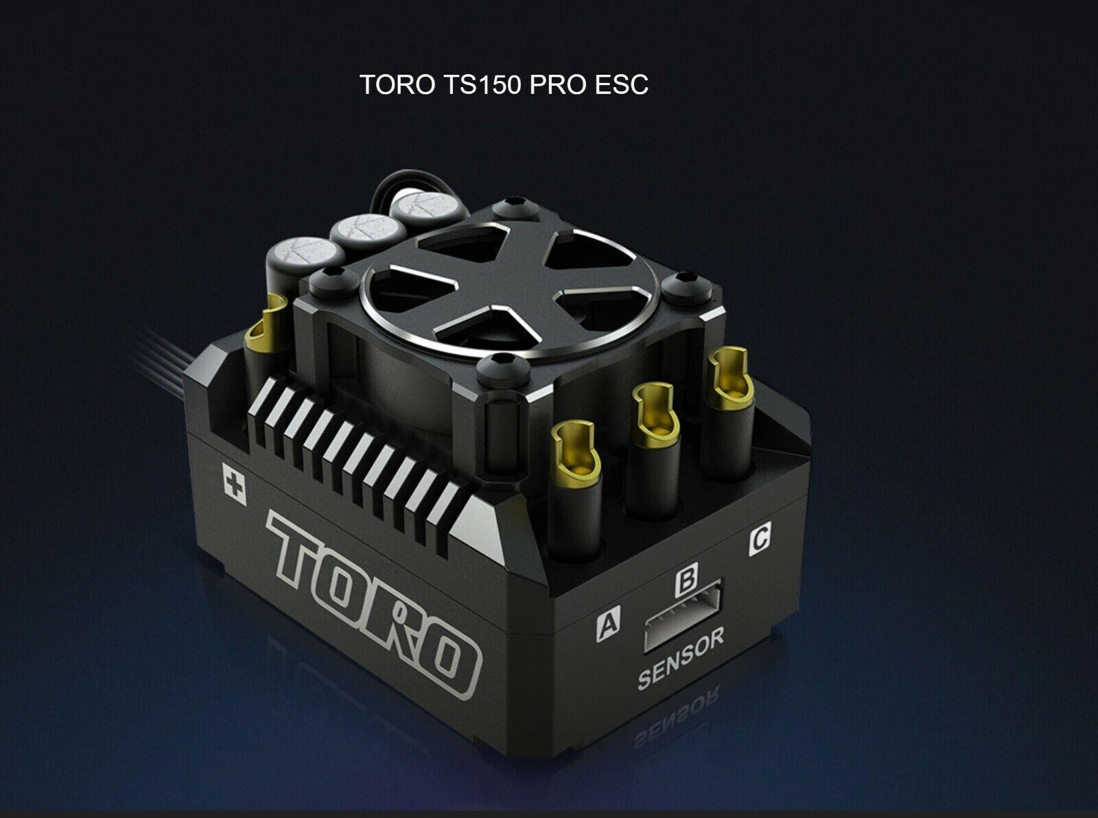 Skyrc TS150 Pro Aluminio SK-300076 2-6s Lipo para controlador de 1 8