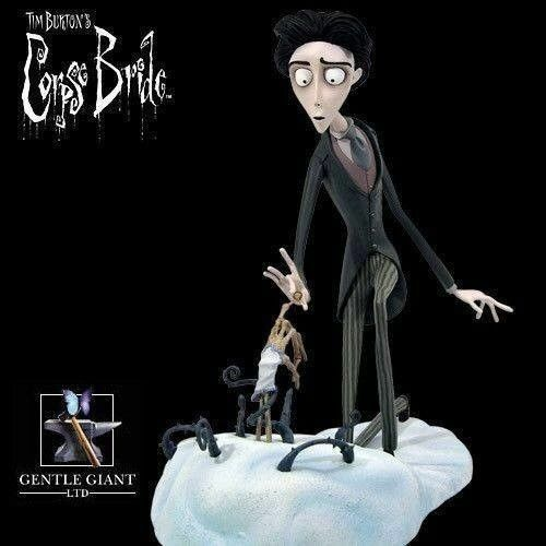 Corpse Bride Statue - Victor (Gentle Giant) FACTORY SEALED FREE US SHIPPING