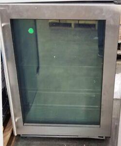 Uline 24 Quot Glass Door Undercounter Refrigerator 1000 Series