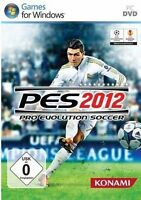 Pc Computer Spiel Pro Evolution Soccer 2012 Pes 12 Neunew