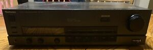 Technics-SU-V78-Stereo-Integrated-Amplifier-Tested-amp-Sounds-Fine