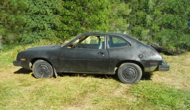 1980 FORD PINTO 2 DOOR RUNABOUT- NO RUST BODY