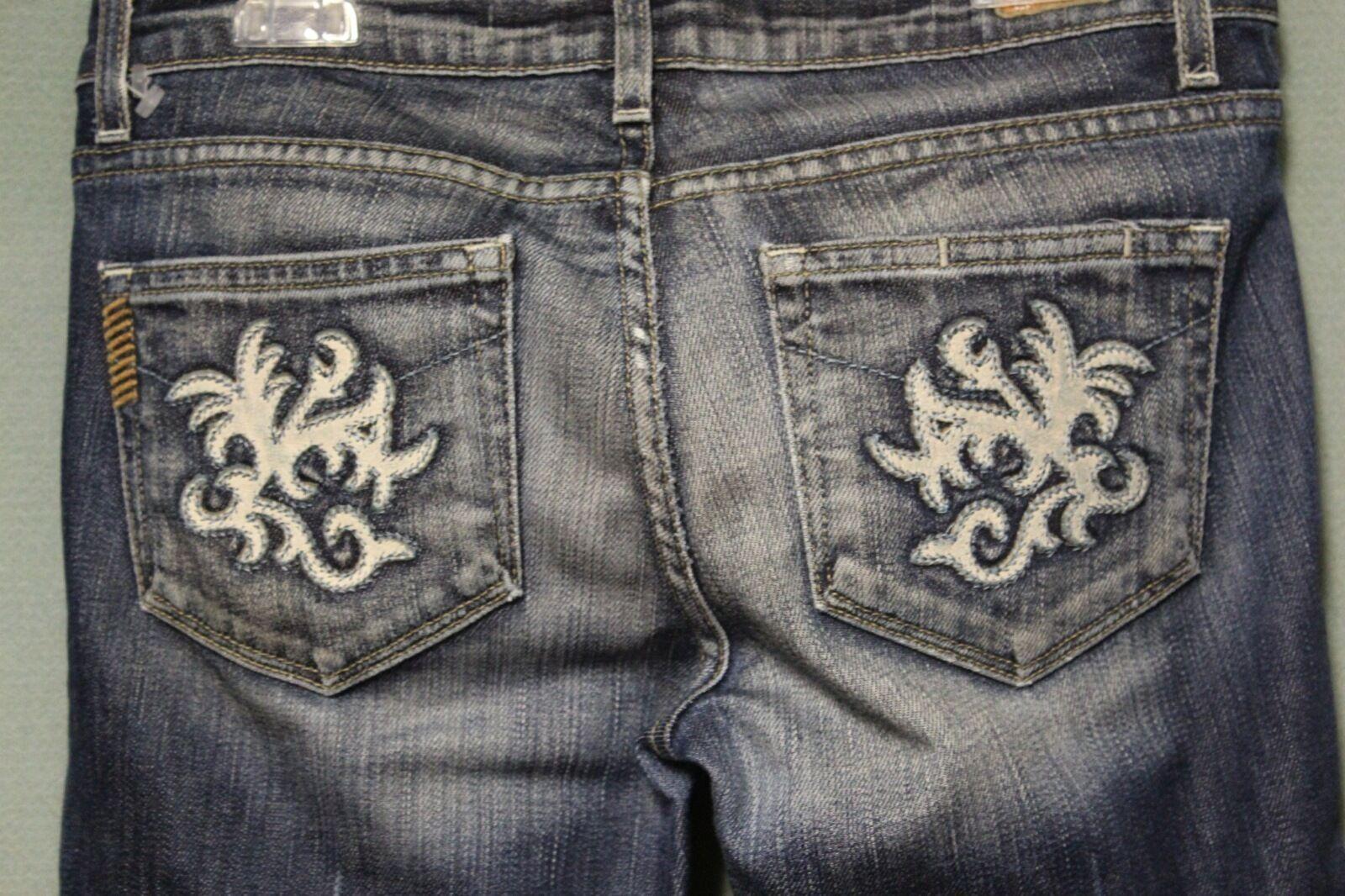 Paige Premium Denim Benedict Canyon Jeans size 27