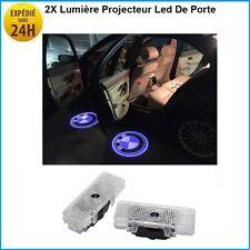 2X Led Laser Lumiere Logo Porte Projecteur Insigne Tuning Compatible Bmw E53 X5