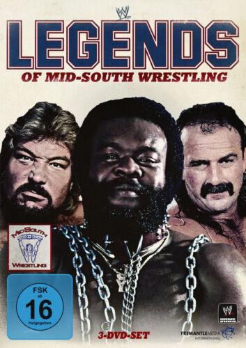 1 von 1 - WWE - Legends of Mid-South Wrestling NEUWERTIG Blueray  (2013)