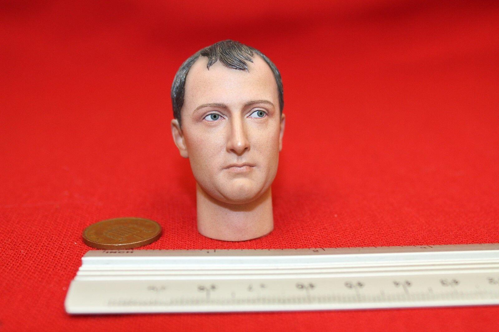 Dragon in Dreams ha  fatto 1 6TH SCALA SCULTURA TESTA Napoleonico Napoleone Bonaparte  a buon mercato