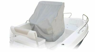 """Grey Waterproof Boat Center Console Cover Small 42/""""H*36/""""W*24/""""D"""